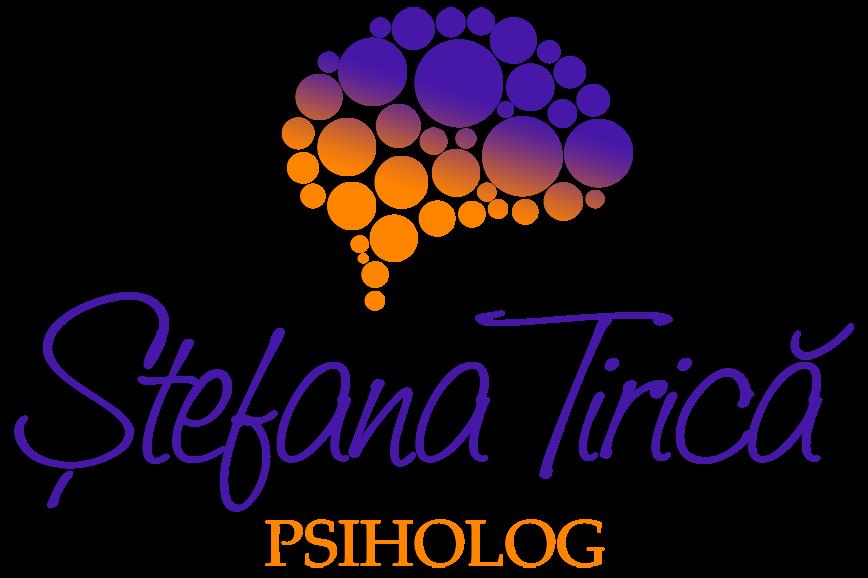 Ștefana Tirică - Psiholog - Psihoterapeut - Baia Mare